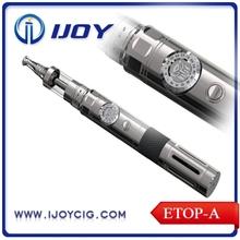 New arrival refillable wattage and voltage adjustable e cigarette ETOP-A electronic cigarette association