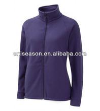 Wind stopper fleece jacket for women