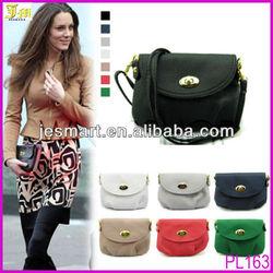 Wholesale 2014 Women Bags New Small Cheap Satchel Handbag Messenger Cross Body Bag Leather Shoulder Bag Purse