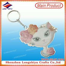 Mini Keychain Digital Photo Frame