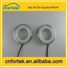 2014 new arrival hiway auto drl led daytime running light used for toyota RAV4