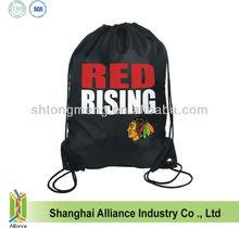Texas Tech Red Raiders Slogan Drawstring Bag