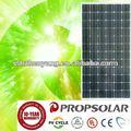 Mono pannello solare produttori in cina, 295w, pannelli solari per la vendita, led coltivano le luci del pannello solare