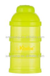 Eco friendly milk powder box container