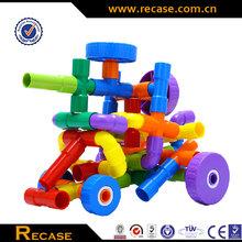 2014 New Product Educational Enlighten Children Plastic Blocks