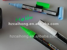 2014 unique special highlighter CH-3200 draw on the wall/glass for promational