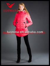 2014 Latest Real Fur Fashion High Quality Women Winter Shiny Cheap Plus Size Women down clothing