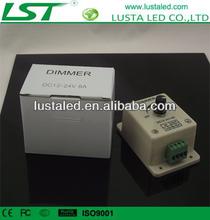 LED Dimmer Controller Brightness Adjustable, High Voltage LED Dimmer