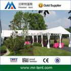 10m fireproof waterproof pvc aluminum tent