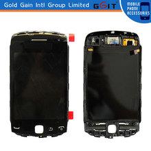 Original For Blackberry Curve 9380 Digitizer Black with Frame