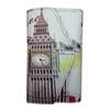 2014 New Designer Retro Clutch Purse Big Ben Printing Wallet Wholesale Price In Stock