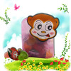 good sales promotion 40pcs lucky monkey gift bag jelly confectionary