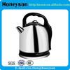 restaurant appliances/restaurant supplies Stainless steel 2.2L Large capacity electric samovar kettles