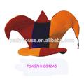 hermoso diseño de sombreros de fiesta de carnaval para la fiesta