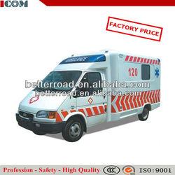 China Manufacturer Ambulance for Sale