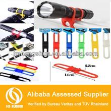 Promation elastic silicone fixed strap bandage holder silicone products