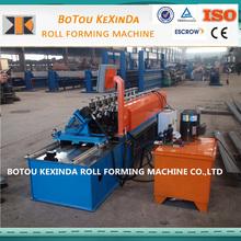 C U Channel galvanized steel roof trusses machines