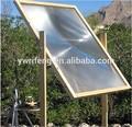11- année, usine expérimentés lentille de fresnel concentrateur solaire