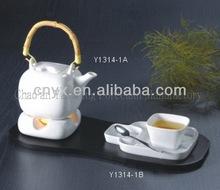 Enamel Tea Kettle