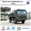 SINOTRUK HOWO 4X4 Military Lorry Truck Cargo Truck
