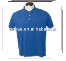 Polo shirt free sample product for clothing