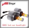 hot sale !!! H4 H7 H10 H13 9004 9005 9006 40w led headlight 3800lm led headlight high power led car headlight