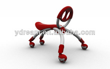 2012 Favorites Compare Ybike baby swing car for indoor and outdoor