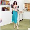 China custom made factory price fashion women maxi or below knee skirt