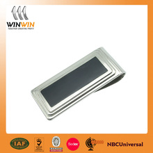 customized wallet money clip