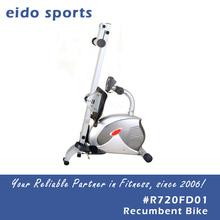 Guangzhou health club light weight rowing machine workout