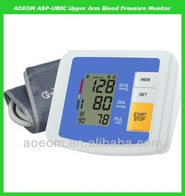 Intelligent Automatic Electronics w/ heart monitor blood pressure meter