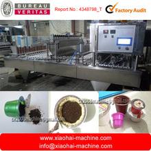 K CUP, nespresso coffee capsule filling machine and coffee capsule making machine