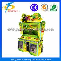 Fruit terminator video cutting fruit game machines