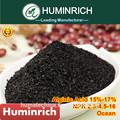 الطحالب سماد npk huminrich شنيانغ sy1001 مركب كيميائي مع ارتفاع المواد العضوية حمض الألجنيك