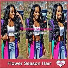 Long Wholesale jewish kosher human hair wigs silk top 5a high quality body wave