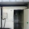 Koller frigoríficas sala com pu painéis de isolamento para produtoshortícolas, peixe, carne