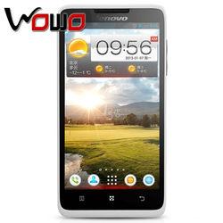 "Original Lenovo A656 mtk6589 quad core android phone 5.0"" 512MB Ram 4GB Rom 5.0MP 3G dual sim mobile phone"