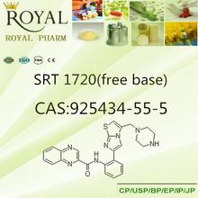 SRT 1720( free base) cas no 925434-55-5