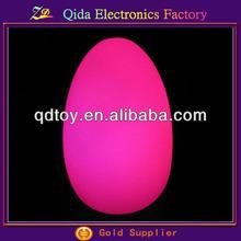 battery operated led egg light