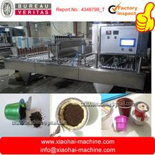 Nespresso,Lavazza Or Kcup Compatible coffee capsule filling machine