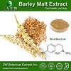 GMP Factory Barley Malt Extract Hordenine 98% 3595-5-9/Barley Malt Powder