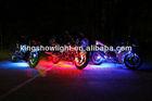6pc RGB COLOR MINI SMD LED MOTORCYCLE LIGHT KIT