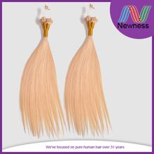 Newness factory price 100% human micro braiding hair