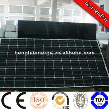 300W 24v mono-silicon high power monocrystalline panel solar
