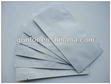 stock plain aluminum pouch for rapid test