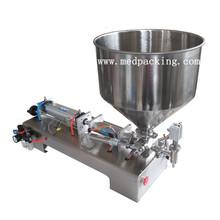 Pneumatic Filling Machine for Cream & Shampoo & Cosmetic (50-500ml)