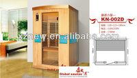 outdoor saunas/solar sauna