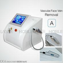 Portable vascular instrument vascular removal