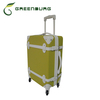2014 hot sell retro rolling trolley bag