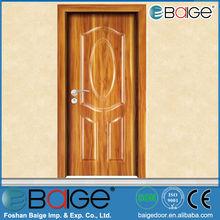 BG-MW9011 melamine laminated kitchen/strong room/drawing room door
